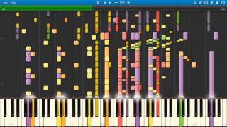 duel of the fates funeral john williams   star wars   synthesia