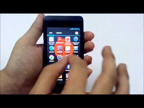 [UI Demo] Ninetology U9 Series - P1 i8400: UI Demo of the Ninetology U9 P1 android smartphone featuring 1.3GHz Dual Core Processor, 4.0