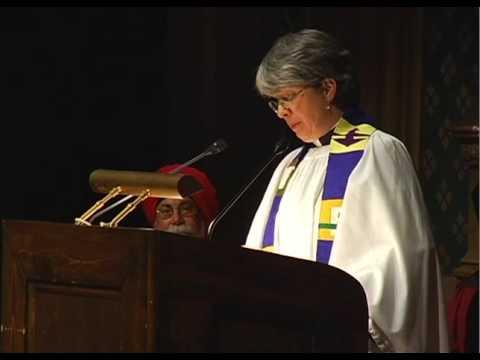 62nd University of Chicago Hillel Latke-Hamantash Debate 2008 (Elizabeth Davenport Part 2)