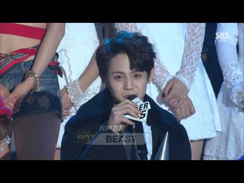 141221 BEAST Top10 Cut@SBS Gayo Daejeon