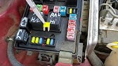 Fuse Box Location And Diagrams Dodge Charger 2006 2010 Youtube