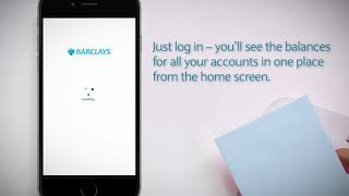 How to check your balance | Barclays Mobile Banking app