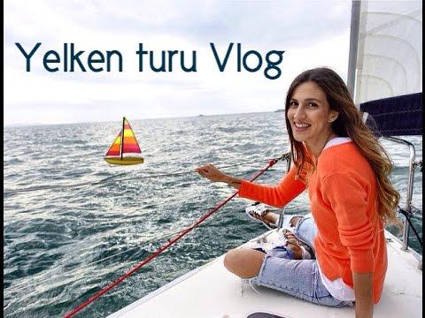 Yelken Turu Vlog / İzmir İçin Buluşma Duyurusu