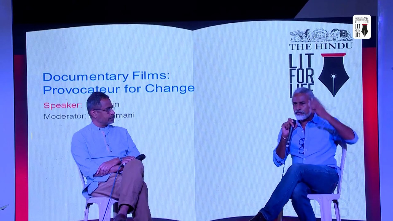 The Hindu Lit for Life 2018: Documentary Films: Provocateur for Change