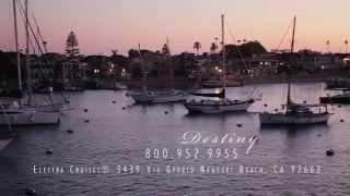 "Electra Cruises ""Destiny"" Yacht Wedding Venue"