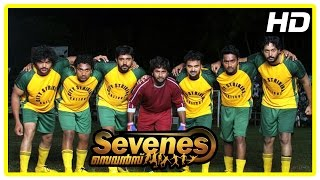 Malayalam Movie | Sevenes Malayalam Movie | Sevenes Team Wins Match | 1080P HD