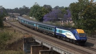 NSW Railways - Maitland to Tarro: Australian Trains