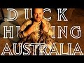 Duck Hunting Australia On Rice Fields 2014
