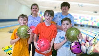 THEY ARE NATURAL BOWLERS!