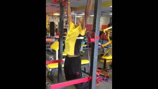 Assisted Pull-Ups with Resistance Bands