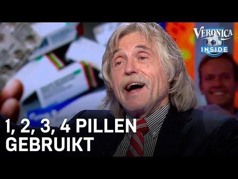 1, 2, 3, 4 Pillen gebruikt | VERONICA INSIDE