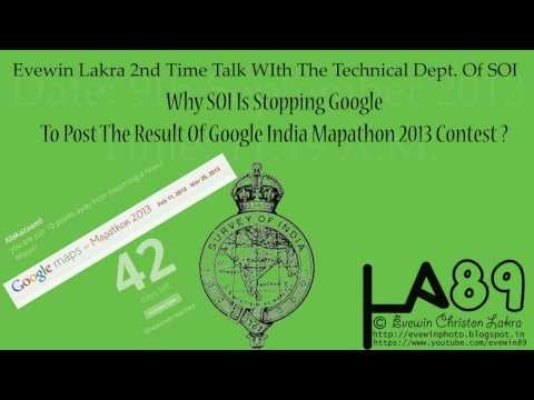 Evewin Lakra 2nd Time Talk With The Technical Dept.Of SOI