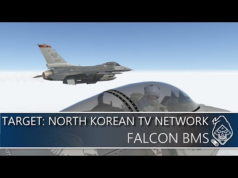 FALCON BMS: TARGET: NORTH KOREAN NEWS NETWORK