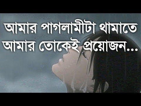 Tokei Proyojon Amar | Bengali Sad Audio Saying | Adho Diary