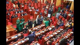 Anti-VAT MPs stage demonstrations in Kenya\'s National Assembly