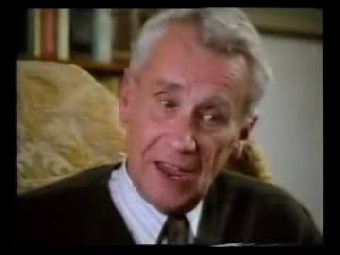 Christopher Tolkien On His Father S Languages 1 Youtube