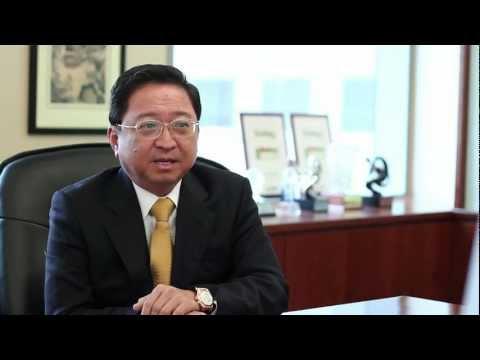 John Lim. Group CEO, ARA Asset Management Limited, Singapore.