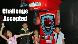 Video play gt for sale on donedeal boxer glove arcade vending machine