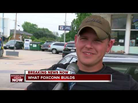What is Foxconn?