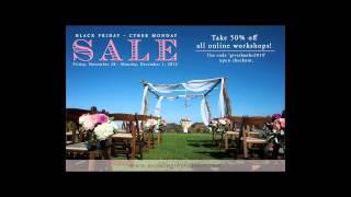 Black Friday Sale!! Lightroom Online Workshops