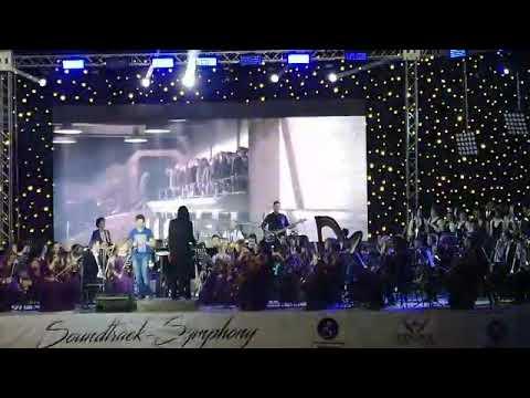 Государственный симфонический оркестр Узбекистана, концерт Soundtrack Symphony, 19.09.2019