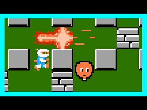 Bomberman (FC) | Playthrough
