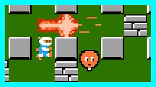 Bomberman NES (Full Game / Juego Completo)