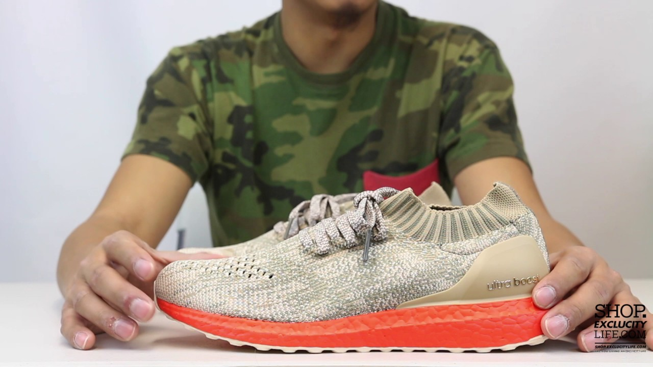 Adidas Ultraboost Uncagged Sand Unboxing Video at Exclucity - YouTube 11d4d97b4