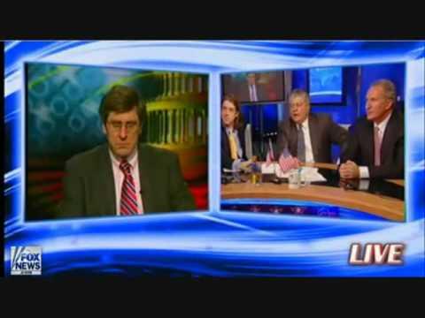 Fox Freedom Watch w/ Judge Napolitano Ron Paul Peter Schiff 02-18-09 (5/6)