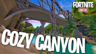 *CODE* Mountain Battle Royale - Cozy Canyon | Fortnite: Creative