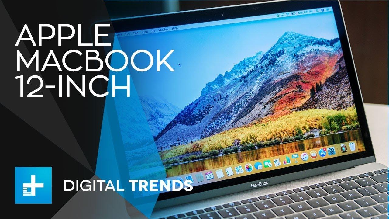 Apple Macbook 12-inch (2017) – Hands On Review