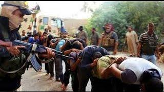 Đáp trả đòn không kích của Mỹ và đồng minh,IS  hành quyết tù nhân