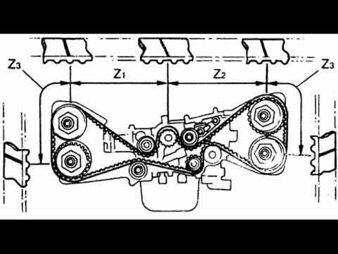 Subaru Timing Marks Ej25 Ej20 Wrx 2.0 2.5