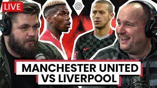 Manchester United 3-2 Liverpool | LIVE Stream Watchalong