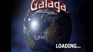 PSX Longplay [286] Galaga: Destination Earth
