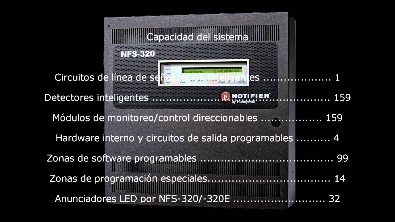 maxresdefault panel de control notifier nfs 320 youtube notifier wiring diagram at love-stories.co
