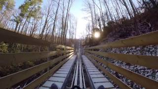 Smoky Mountain Alpine Coaster in Pigeon Forge, Tennessee TN