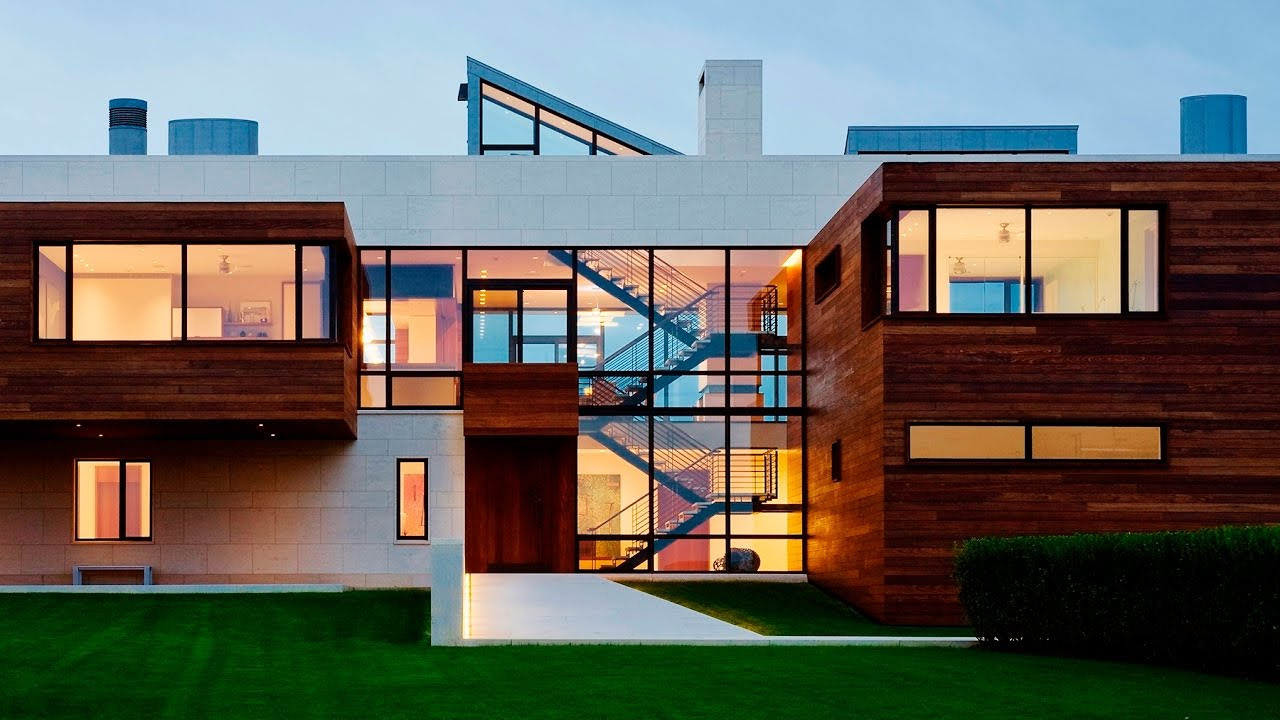 ultra modern architecture.  Modern UltraModern Oceanfront Luxury Summer Retreatin Southampton NY US By  Alexander Gorlin Architect In Ultra Modern Architecture