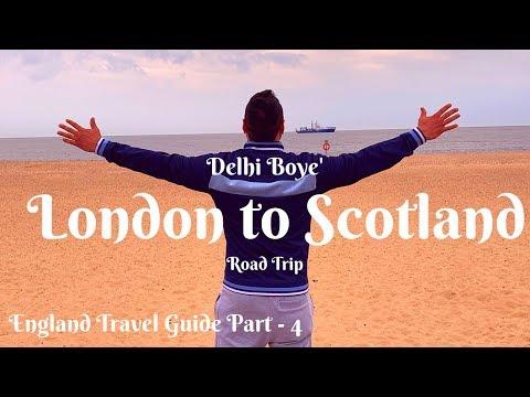 UK Road Trip, Hotel, Rent Car, Great Yarmouth , Skegness Beach, Boston Church, Butlin's, Hindi, Vlog