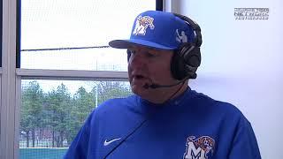Memphis Baseball: Tigers get swept by EIU
