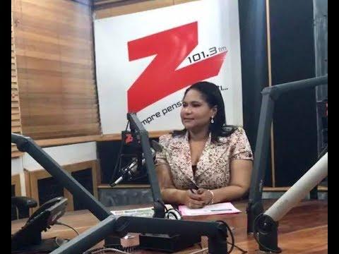 Carolina Ramírez Herrera Z101    Un Ministro de Defensa que sea Civil en RD no es suficiente
