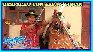 DESPACHO CON ARPA Y VIOLIN