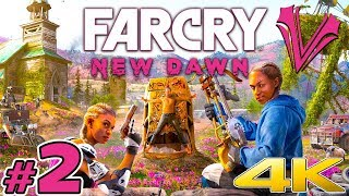 Far Cry New Dawn (02) - RATUJEMY RUSHA! | Vertez | PC