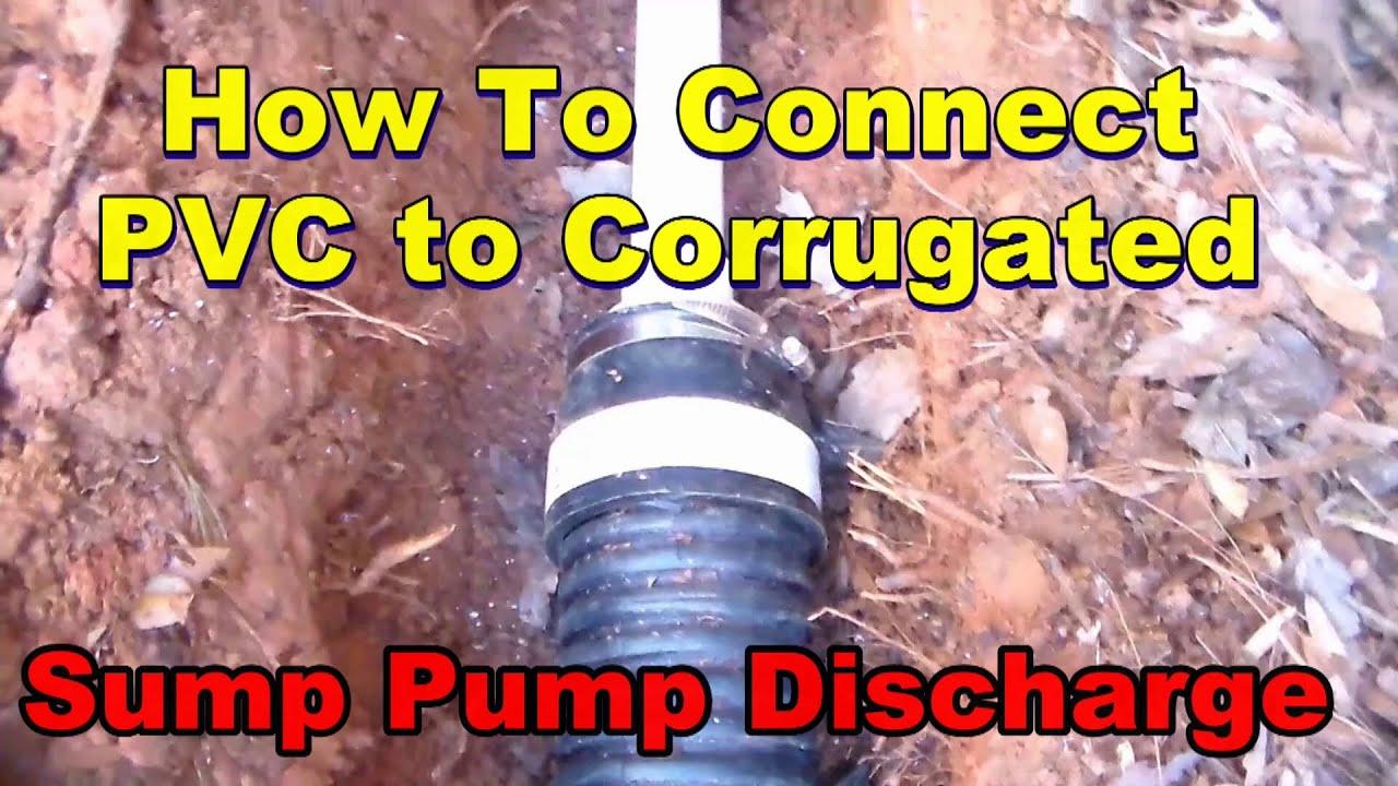 Corrugated Drain Pipe Or Pvc