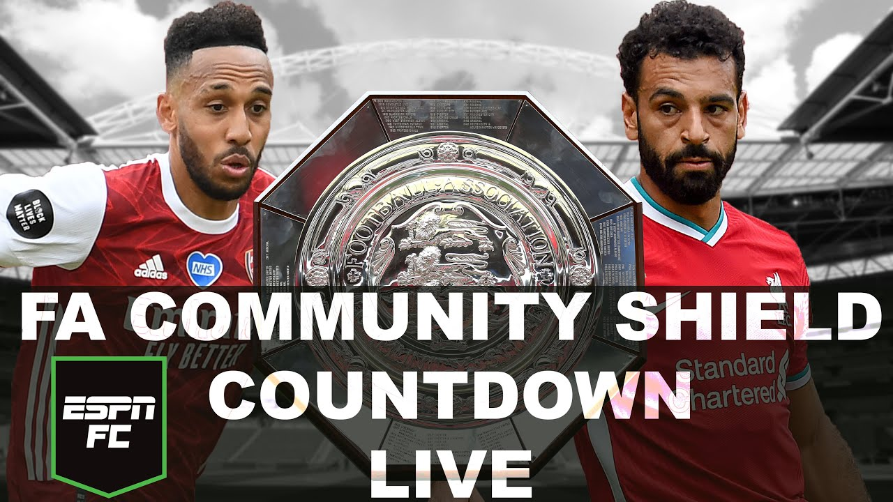 How to watch Arsenal vs. Liverpool in FA Community Shield (8/29 ...