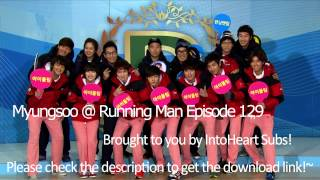 [INTOHEART SUBS] 130120 - RUNNING MAN EP 129 FULL
