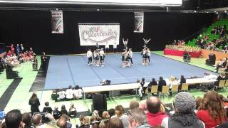 Bielefelder Wildcats Peewees Landesmeisterschaft 2012 Mühlheim BWC / NRW