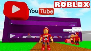 Roblox → The FACTORY of the SPAGZOX!! -YouTubers BR Tycoon 🎮