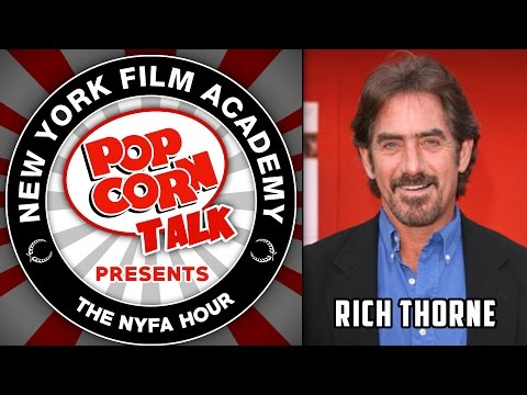 Rich Thorne Educates on VFX and its Usage in film - The NYFA