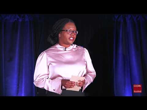 Linda Kasonde, Zambia — Women, Resilience and the Will to Lead